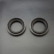 BMW E36 differential drive shaft oil seal set E30 E34 M3 LSD diff 168 188 repair