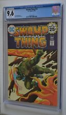 SWAMP THING # 14 : CGC 9.6 (NEAR MINT+) : FEBRUARY 1975 : DC COMICS.