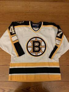 Bostons Bruins Autographed Jersey Season 2002-2003 John Grahame Authentic Rare