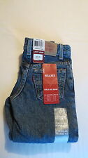 Levi's Strauss Girl's 550 Jeans-Relaxed Fit-Denim  Blue-Size 5 Regular NWT