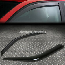 FOR 07-09 DODGE SPRINTER SMOKE TINT WINDOW VISOR/WIND DEFLECTOR VENT RAIN GUARD