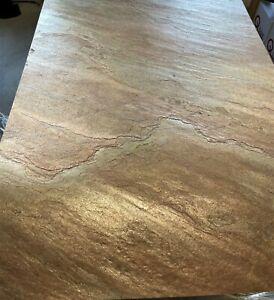 200 x 100 cm Platte Dünnschiefer Steinfurnier Echtstein Fliese Tapete 45€/m²