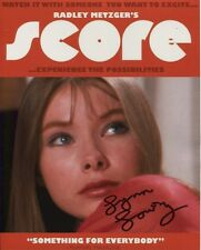 Lynn Lowry Signed Photo - Score - B443