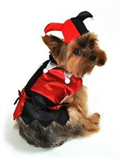 Jester Dog Costume by Anit Accessories  ~ Size Small
