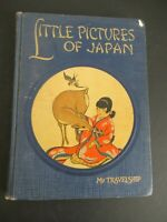 LITTLE PICTURES OF JAPAN BY MY TRAVELSHIP FROM 1952