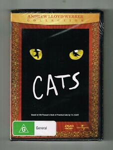 Cats Dvd - Brand New & Sealed