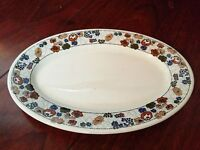 O.P. Co SYRACUSE ARDSLEY on the HUDSON RAILROAD PLATTER WARE CASINO COUNTRY CLUB