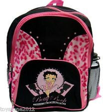 "OOCM01SR Betty Boop Small Backpack 12"" x 10"""