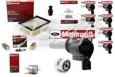 Motorcraft Tune Up Set 2003 Ford Escape V6 3.0L Ignition Coil DG513 DG500 SP433