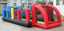 Bouncy castle Inflatable Football & basketball Field 3in1