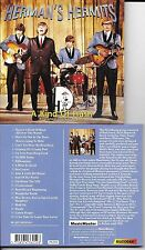 CD 20 TITRES HERMAN'S HERMITS A KIND OF HUSH BEST OF 1995  Success – 16252CD