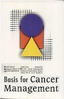 Basis for Cancer Management (Annals of the New York Academy of Sciences)