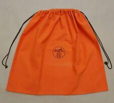 1000% authentique hermes orange grand sac à poussière 61 x 54cm pour birkin kelly sac