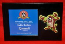 "2000 ""Taz"" Tasmanian Devil Looney Tunes Collectible Picture Frame 4"" x 6"""