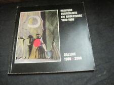 GALERIE 1900-2000/ Peinture surréaliste en Angleterre 1930-1960