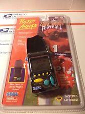 Sega Pocket Arcade Deion Sanders Football 1995 TIGER NEW Electronic Vintage NIP