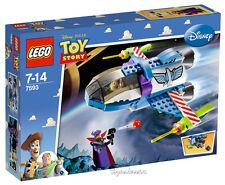 LEGO JOUET STORY BUZZ´S STAR COMMANDE DE VAISSEAU SPATIAL ENSEMBLE 7593 NEUF
