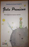 LITTLE PRINCE Antoine de Saint Exupery TURKEY LAZ LANGUAGE NEW 1st PRINT TURKISH