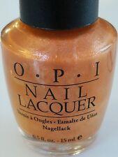 Opi Nail Polish ~* Naples Syrup *~ Htf Black Label 2001 Italian Collection