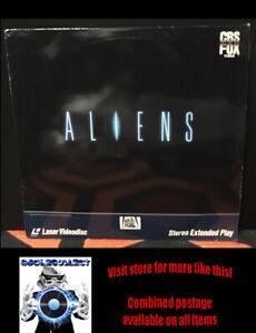 James Cameron's Aliens (1986) Laserdisc
