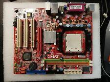 MSI K9MM-V AGP AM2 DDR2 Tested !!!