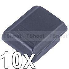 10 x Blitzschuhabdeckung/Deckel/Schutzkappe FA-SHC1AM/B for Sony Minolta Kamera