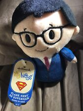 Hallmark itty bittys Clark Kent as Superman Itty Bitty, 2nd, ,Double-Sided, New