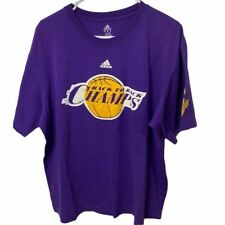 Los Angeles Lakers back to back world champs shirt men's xl