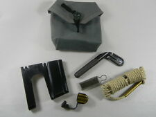 SWISS ARMY ISSUE  K-31 CLEANING SET WITH POLYMER LOADING CLIP AND MUZZLE COVER