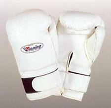 Winning Pro Boxing Gloves MS-400-B 12oz Tape Type Leather Red/Black/Blue/White!!