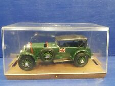 R99 Brumm Serie Oro 1:43 Scale Made In Italy 1928 Bentley 4.5 Liter