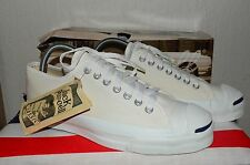 Converse Jack Purcell Vintage Rare Canvas Deadstock OG MADE IN USA 7.5 NWB