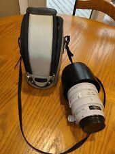 Canon Zoom lens EF 100-400 mm 1:4.5-5.6 L IS ultrasonic  extender EF1.4x