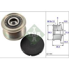 CITROEN BERLINGO C3 C4 PICASSO DS4 DISPATCH 1.6 2.0 HDI ALTERNATOR CLUTCH PULLEY