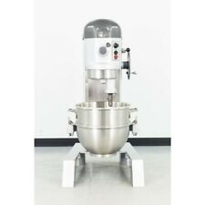 Hobart H600t Commercial 60 Quart Dough Mixer With Timer 3 Phase 208v
