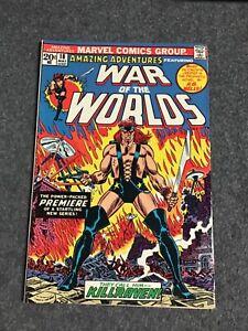 Amazing Adventures #18 very fine 8.5 Marvel 1973