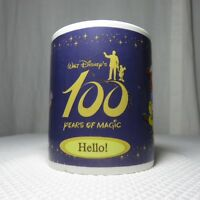Walt Disney World Coffee Mug Cup 100 Years of Magic Snow White