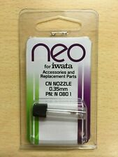 Anest Iwata Genuine Replacment Parts Neo HP-CN Airbrush 0.35 mm Nozzle N3 N0801
