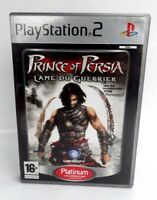 Jeu Playstation 2 occasion PRINCE OF PERSIA Complet notice PS2 vidéo game