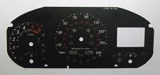 Lockwood Renault Megane Mk3 2008- BLACK Dial Conversion Kit C961