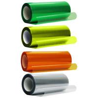 30*60cm/30*120cm Car Headlight Sticker Tint Film Taillight Vinyl Fog Light Wrap