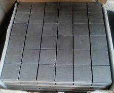 27 W3 ¥ Microtec gris pierre Mat Bathroom Tiles ~ 8 m²