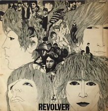THE BEATLES-REVOLVER (LP) (G/G -)