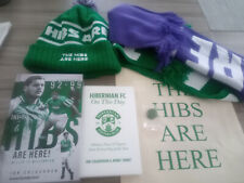 The Hibs Are Here Miller to Millennium Hardcover Book