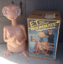 E.T. Hamper IN BOX! ET Lifesize Prop RARE! Hasbro Extra Terrestrial Spielberg