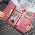2016 hot Women Girls mens Purse Wallets long card holders thin handbag wallet