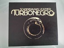 TURBONEGRO - SCANDINAVIAN LEATHER. SPECIAL EDITION CD + DVD