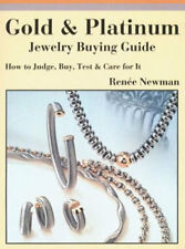 GOLD AND PLATINUM JEWELRY BUYING GUIDE, Renee Newman, 0929975294, New, Jewellery