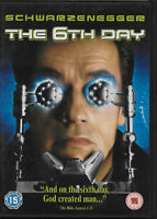The 6th Day DVD Arnold Schwarzenegger