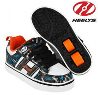 ✅ FREE NEXT DAY UK SHIPPING ✅Heelys Bolt X2 Boys Light Up Wheelie Shoes